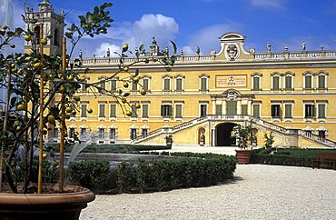 Royal palace, Colorno, Emilia Romagna, Italy