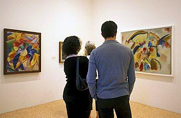 Peggy Guggenheim collection, Venier dei Leoni palace, Venice, Veneto, Italy