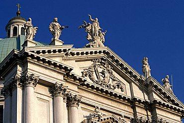 Duomo Nuovo, Brescia, Lombardy, Italy
