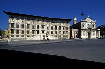 Cavalieri square, Pisa, Tuscany, Italy