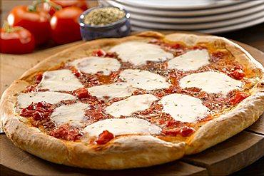 Pizza Margherita, Italy