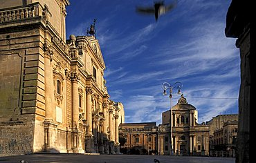 Cathedral, Ragusa, The baroque in Sicily, Italy