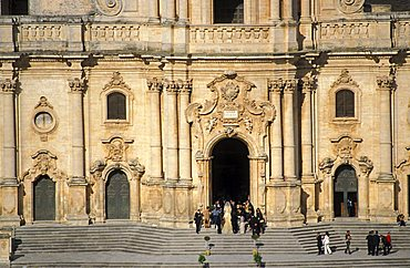 Duomo, Modica, Sicily, Italy