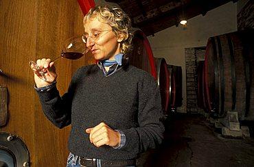 Maria Teresa Mascarello. Barolo, Piedmont, Italy.