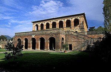 Villa dei Vescovi, Torreglia, Veneto, Italy