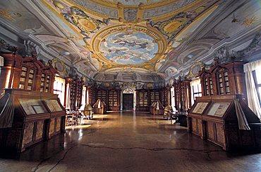 Library of the Saint, Padua, Veneto, Italy