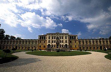 Villa Contarini, Piazzola sul Brenta,  Veneto, Italy