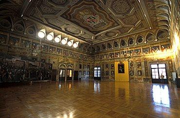 Hall, Diocesan Museum, Padua, Veneto, Italy