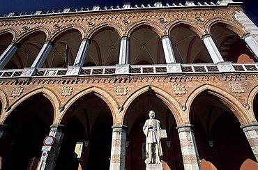 Loggia Amulea, Padua, Veneto, Italy