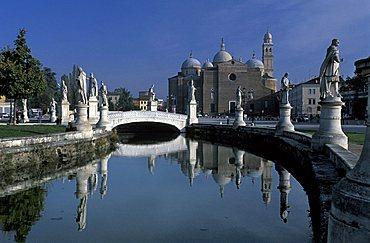 Santa Giustina Basilica, Padua, Veneto, Italy