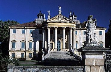 Villa Giovannelli Colonna, Roventa Padovana,  Veneto, Italy