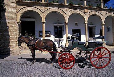 Ronda, Malaga,  Autonomous Community of Andalusia, Spain