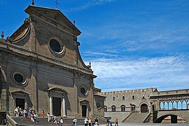 San Lorenzo cathedral, Viterbo, Lazio, Italy