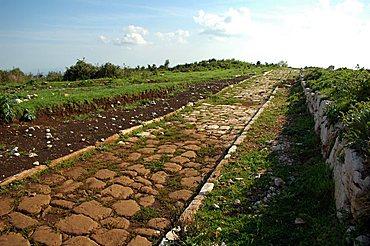 Acropoli di Norba, Sermoneta, Lazio, Italy