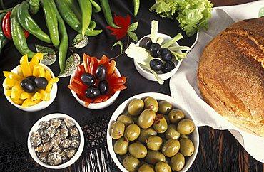 Vegetables, Spain, Europe