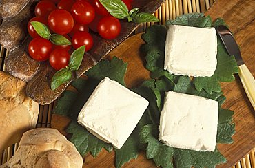 Robiola cheese, Italy