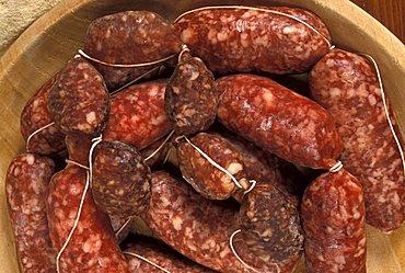 Sausage, Italy