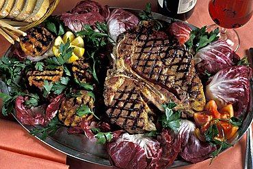 Steak, Italy