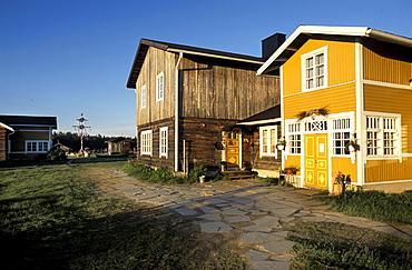 Taivaanvalkeat bed and breakfast, Köngäs, Lappland, Finland, Europe