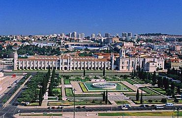 Dos Jeronimos de Belem monastery, Lisbona, Portugal, Europe