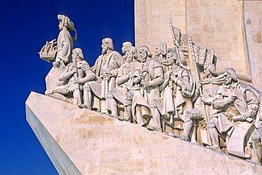 Pedrao do Descobrimentos, Lisbona, Portugal, Europe