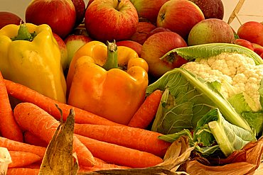 Fruits and vegetables, Italy