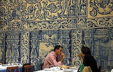 Casa do Alentejo restaurant, Lisbona, Portugal, Europe