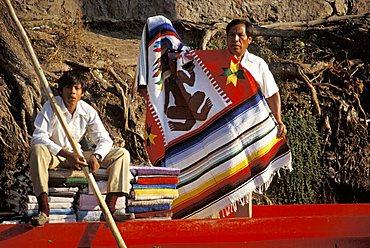 Handicrafts and souvenirs, Xochimilco, Mexico City, Mexico, Central  America, America