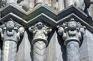 Particular, Sant'Agata al Carcere church, Catania, Sicily, Italy