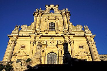 Cathedral, Vizzini, Sicily, Italy