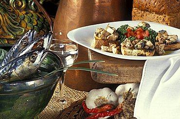 Mackerel stew, Italy