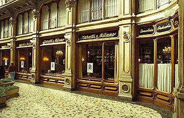 Baratti & Milano cafè, Turin, Piedmont, Italy