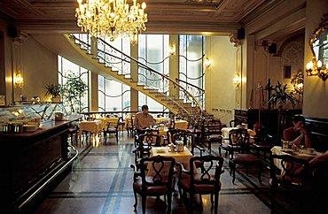 Torino cafè, Turin, Piedmont, Italy