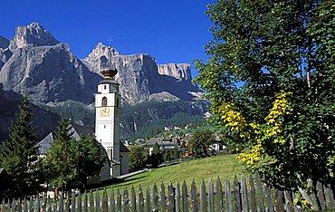 Colfosco, Val Badia, Trentino Alto Adige, Italy