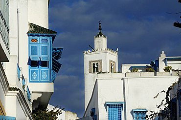 Sidi Bou Said, Tunisia, North Africa, Africa