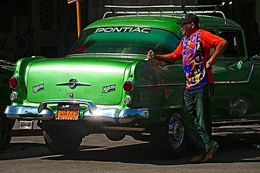 La Habana Vieja, Havana, Cuba, West Indies, Central America