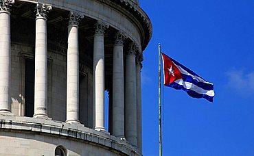 Capitolio Nacional, Havana, Cuba, West Indies, Central America