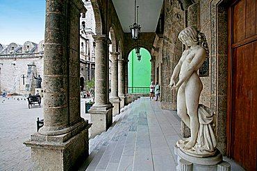 San Francesco Square, Havana, Cuba, West Indies, Central America