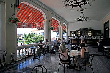 Casa Granda hotel, Cuba, West Indies, Central America