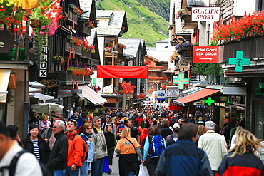 Zermatt, Valais, Switzerland, Europe