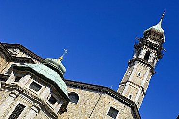 Basilica, Gandino, Lombardy, Italy