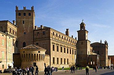 Castello dei Pio, Carpi, Emilia Romagna, Italy