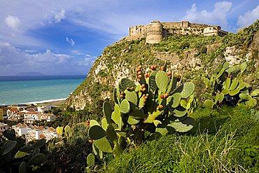 Aragonese castle, Milazzo, Sicily, Italy