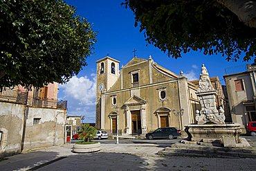 Duomo, Venetico, Sicily, Italy