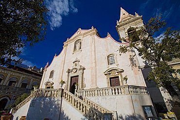 San Giuseppe Church, Taormina, Sicily, Italy