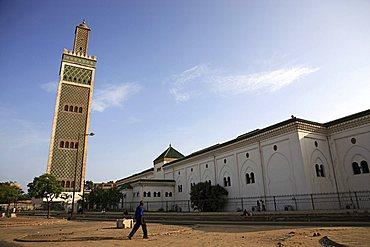 Grand Mosque, Dakar, Republic of Senegal, Africa
