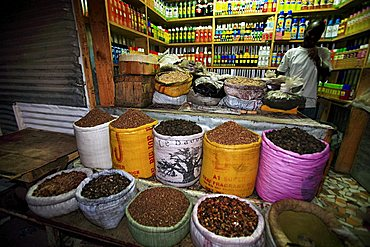 Market, Kaolack, Republic of Senegal, Africa