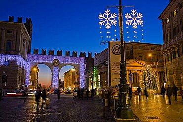Arch, Verona, Veneto, Italy