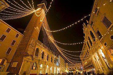 Signori Square, Vicenza, Veneto, Italy