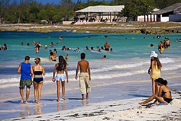 Playa Caletones, Holguin, Cuba Island, West Indies, Central America